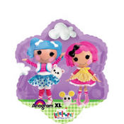 Foil Lalaloopsy Balloon 18in