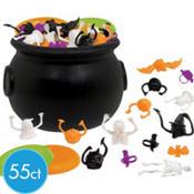 Halloween Cauldron of Favors 55ct