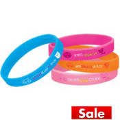 Lalaloopsy Wristbands 4ct