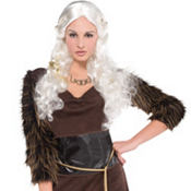 Medieval Furry Arm Warmers