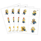 Despicable Me Tattoos 24ct