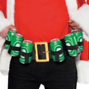 Christmas Drinking Belt