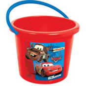 Cars Treat Bucket