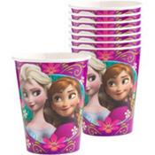 Frozen Cups 8ct-HAL