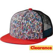 Where's Waldo Trucker Hat