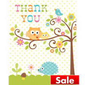 Happi Tree Thank You Notes 8ct