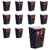 Monster High Favor Containers 12ct