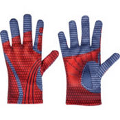 Child Amazing Spiderman Gloves Deluxe
