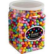 Rainbow Chocolate Sixlets 1330pc