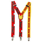 Iron Man Suspenders