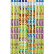 Scooby-Doo Pencils 12ct