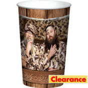 Duck Dynasty Favor Cup