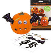 Cute Halloween Pumpkin Decorating Kit