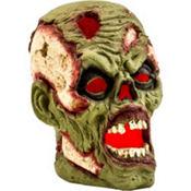 Light-Up Zombie Head