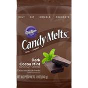 Dark Cocoa Mint Candy Melts 12oz