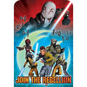 Star Wars Rebels Invitations 8ct