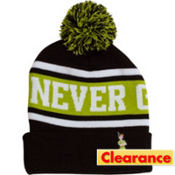 Never Grow Up Peter Pan Beanie