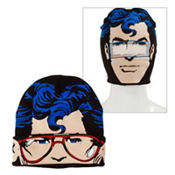 Superman Roll-Down Mask Beanie