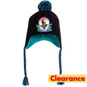 Ariel Peruvian Hat - The Little Mermaid