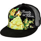 Belle Trucker Hat - Beauty and the Beast