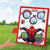 Spider-Man Bean Bag Toss Game 5pc