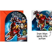 Jumbo Avengers Invitations Deluxe 8ct