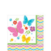 Celebrate Spring Beverage Napkins 36ct