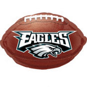 Philadelphia Eagles Balloon 18in