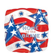 Home of the Brave Patriotic Balloon