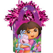 Dora the Explorer Balloon Weight