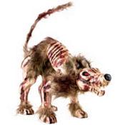 Light-Up Skeleton Dog