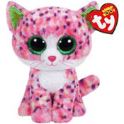 Sophie Beanie Boo Cat Plush