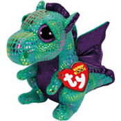 Cinder Beanie Boo Dragon Plush