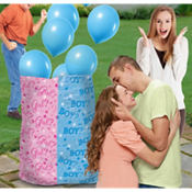 Boy Balloon Release Kit - Girl or Boy Gender Reveal