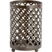 Moroccan Pillar Candle Luminary