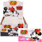 Jelly Belly Minnie Mouse Jelly Bean Packs 24ct