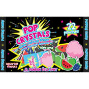 Pop Crystals Popping Candy Pouches 22ct