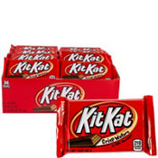 Milk Chocolate Kit Kat Wafer Bars 36ct