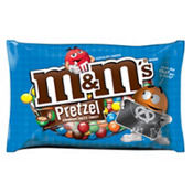 Milk Chocolate Pretzel M&M's 185pc