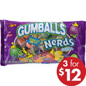 Nerds Gumballs 30ct
