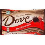 Dove Dark Chocolates 30ct