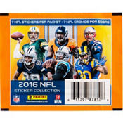 NFL Stickers 7ct