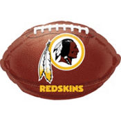 Washington Redskins Balloon 18in