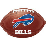 Buffalo Bills Balloon 18in