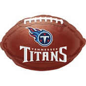 Tennessee Titans Balloon 18in