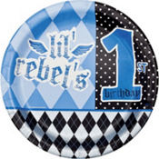 First Rebel 1st Birthday Party Supplies
