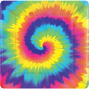 Tie Dye '60s Theme Party Supplies