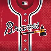 Atlanta Braves Party Supplies
