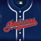 MLB Cleveland Indians Party Supplies