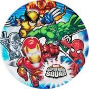 Marvel Super Hero Squad Party Supplies